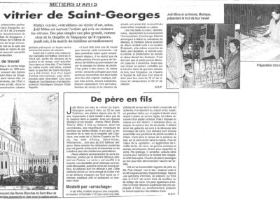 1992.10.20. - De Pere en Fils - Le Progres