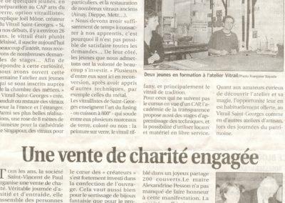 2005.04.20. - Accueil jeune CFAP - Le progres