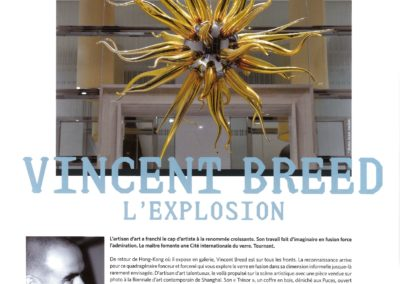 2010.08.01. - EGO Style. - Vincent Breed l'explosion