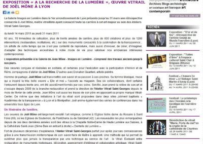 2011.03.20. - A la recherche de la lumiere - 2