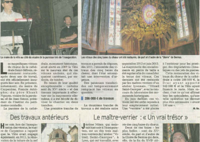 2013.09.23. - Carpentras - Vaucluse Matin