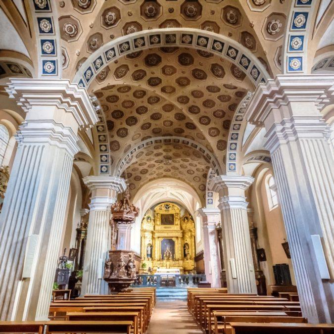 Albertville – Eglise Saint-Grat de Conflans