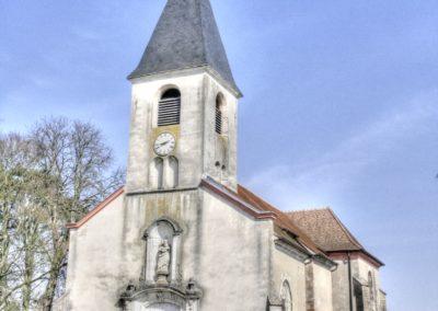 allerey sur saone église de la nativité de la vierge