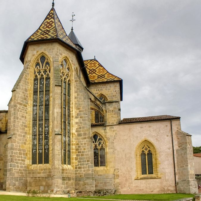 Ambierle – Église St-Martin