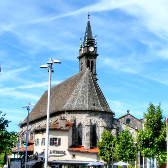 Aurillac — Chapelle Notre Dame des Neiges