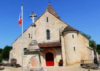 bézouotte église saint martin