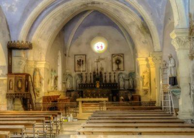 Bouligneux - Eglise Saint-Marcel - 2014