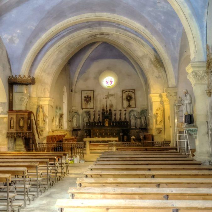 Bouligneux – Église Saint-Marcel