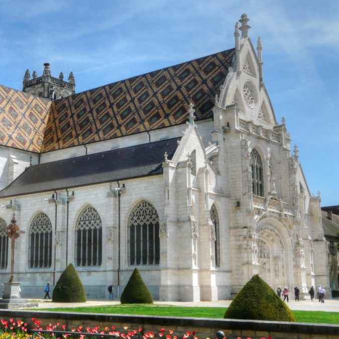 bourg en bresse chapelle du monastère royal de brou