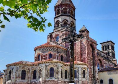 brioude basilique saint julien
