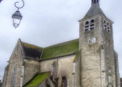 carisey église notre dame saint vincent