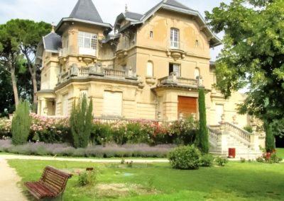 Carpentras - Chateau de la Roseraie - 2013