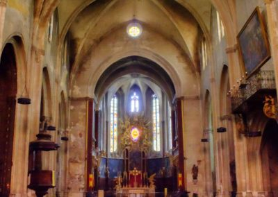 Carpentras - Cathedrale St-Siffrein - 2013