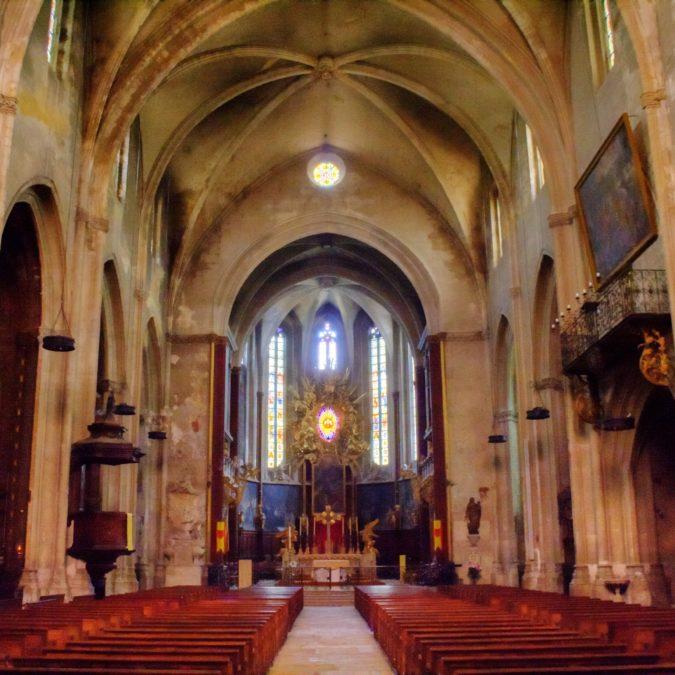 Carpentras — Cathédrale Saint-Siffrein
