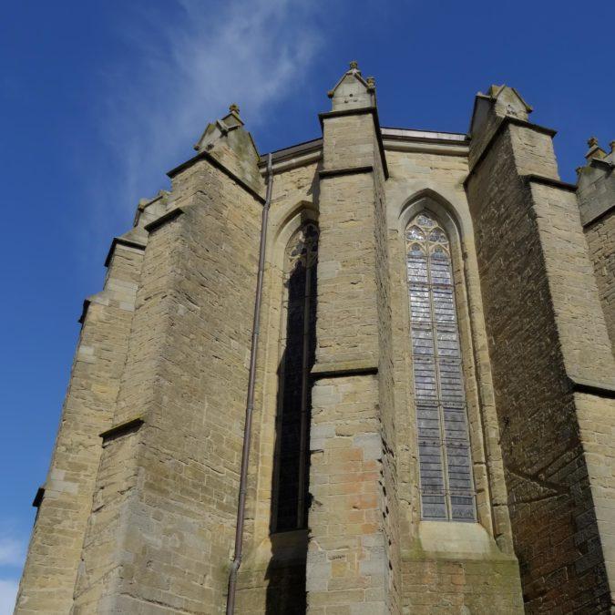 Castelnaudary — Collégiale Saint-Michel