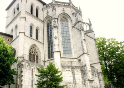 Chambery - Sainte-Chapelle du Chateau des Ducs de Savoye - 2013