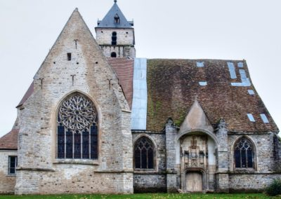 Champigny - Eglise Saint-Martin - 2008_tonemapped