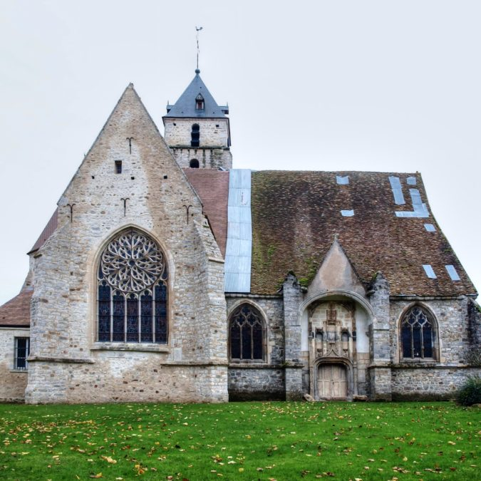 Champigny – Église Saint-Martin