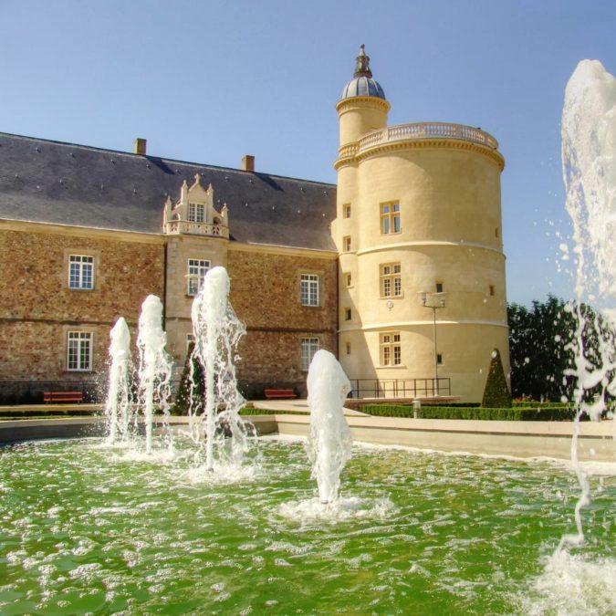 chapelle du chateau de boutheon