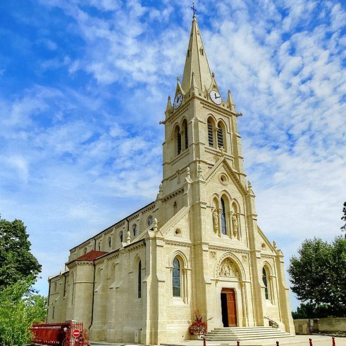 Chazay d'Azergues — Église Saint-André