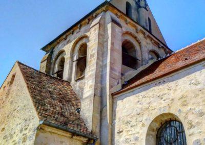 Courdimanche - Eglise Saint-Martin - 2016