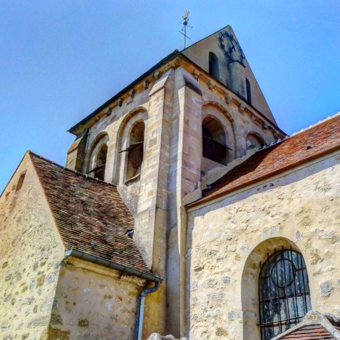 Coursdimanche — Église Saint-Martin