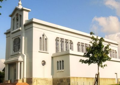 crusnes église sainte barbe