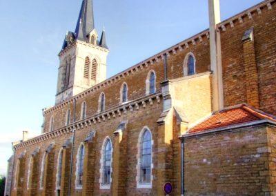 denicé église saint pancrace
