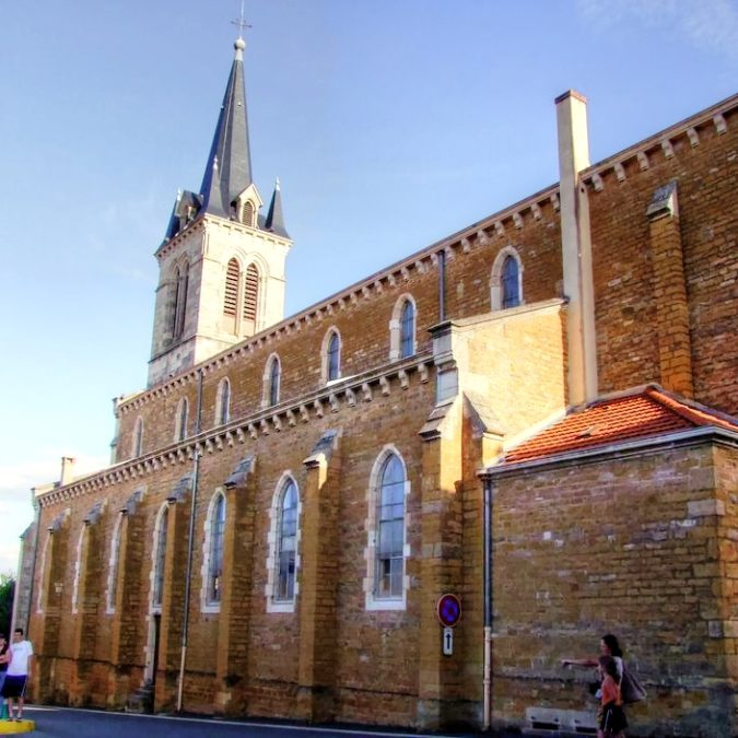 Denicé — Église Saint-Pancrace