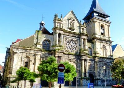 dieppe cathédrale saint rémi