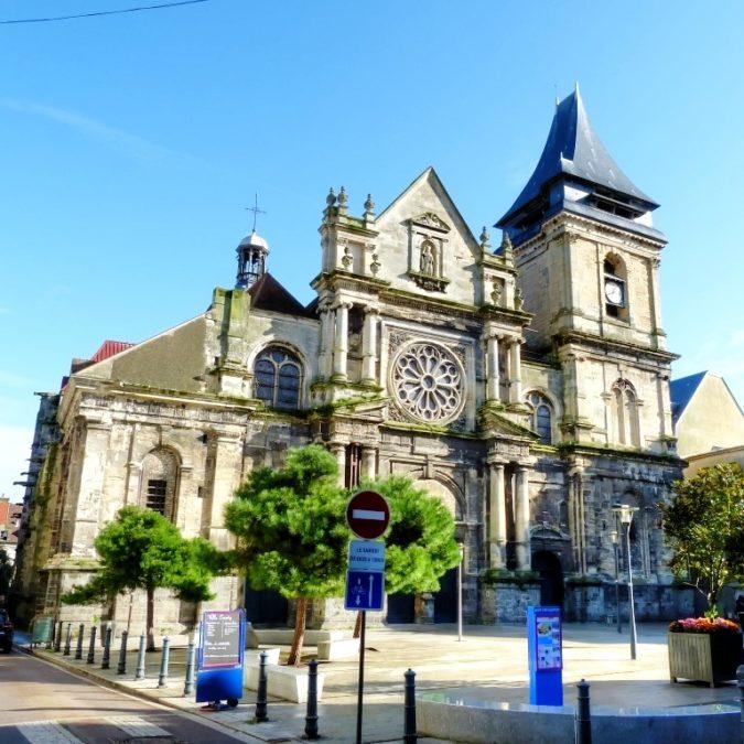 Dieppe – Cathédrale Saint-Rémi