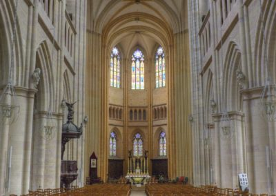 dijon cathédrale sainte bénigne