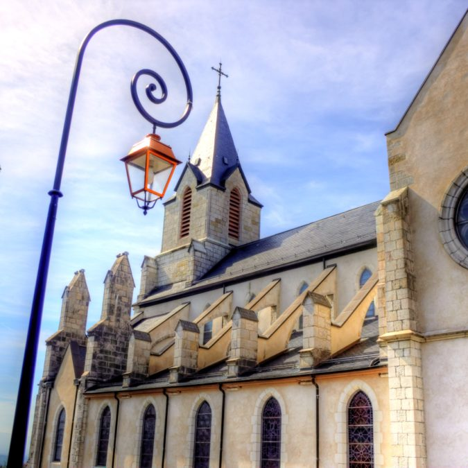 Gex – Église Saint-Pierre