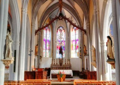 grezolles église