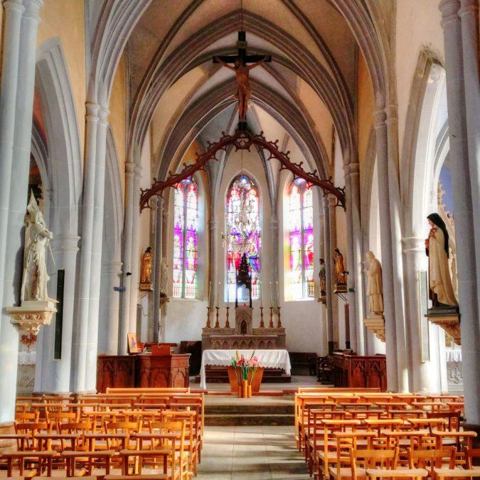 Grezolles — Église