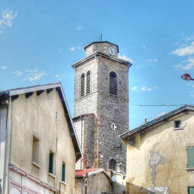 Irigny — Église Saint-André
