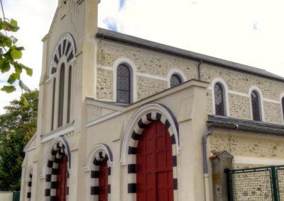 janville église notre dame de la nativité