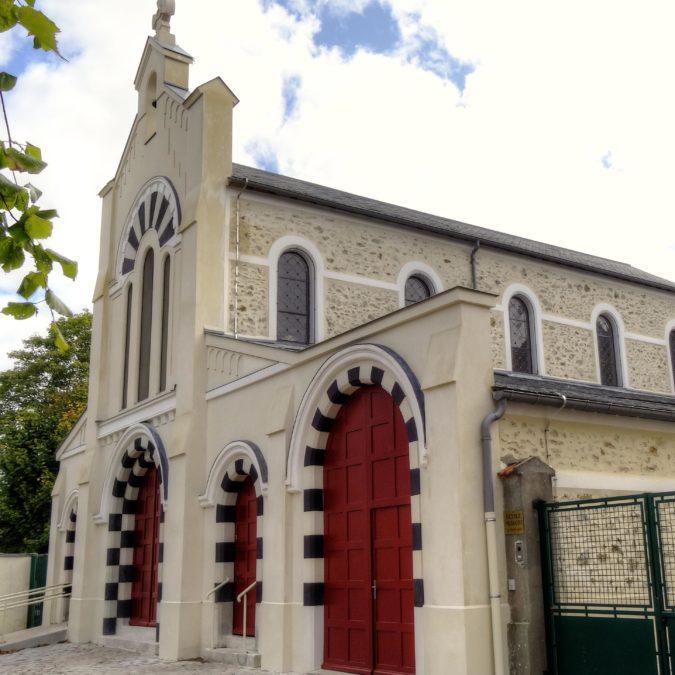 Janville-sur-Juine — Église Notre Dame de la Nativité