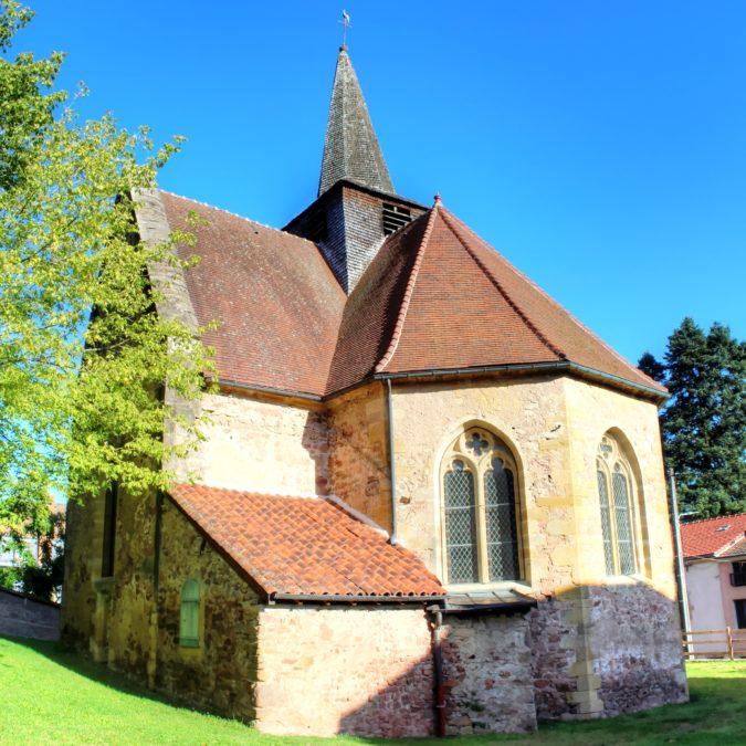La Clayette – Chapelle Sainte-Avoye