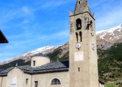lans le villard église saint michel