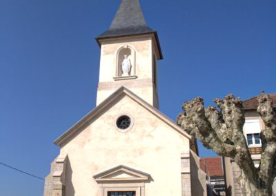 Lassale - Eglise - 2012