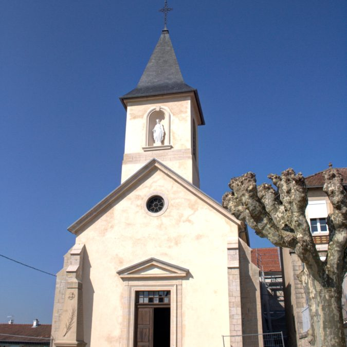 Lassale – Église