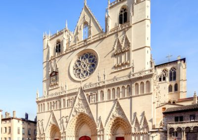 Lyon - Cathedrale St-Jean - 2010
