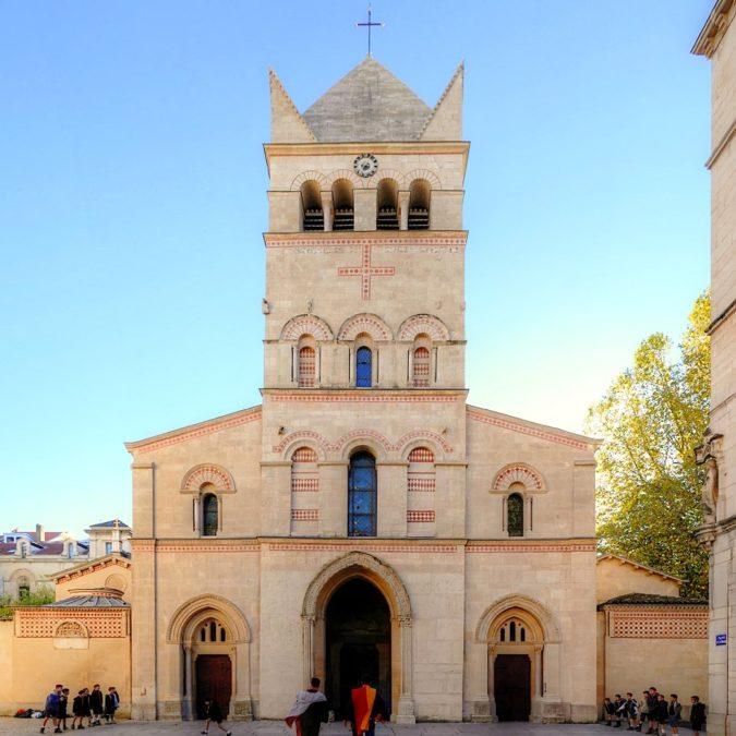 Lyon – Basilique d'Ainay