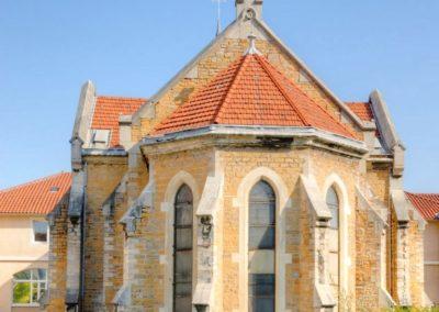 lyon chapelle de l'hopital de fourvière