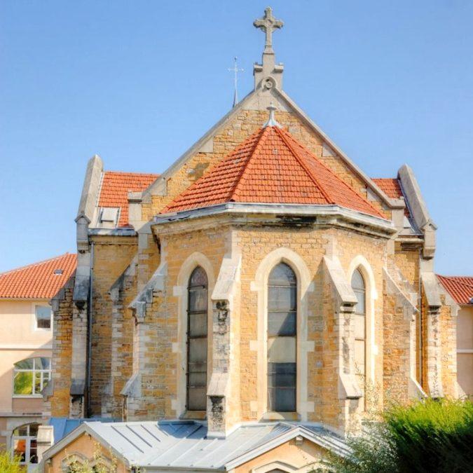 Lyon – Chapelle de l'Hôpital de Fourvière