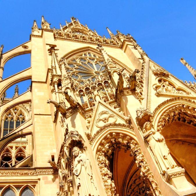 Metz – Cathédrale Saint-Étienne