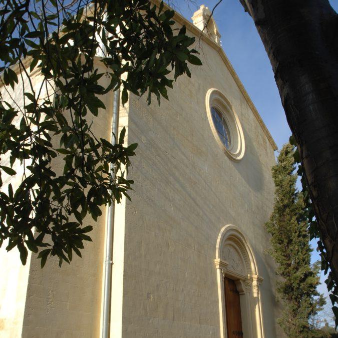 Montpellier – Chapelle de la Providence