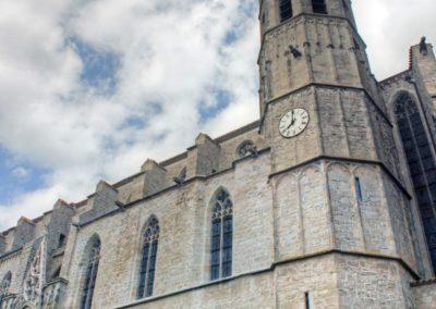 Montréal - Collegiale Saint-Vincent - 2008-2009