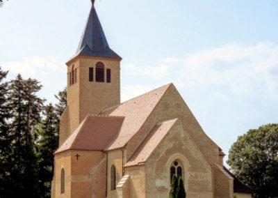 neublans abergement église saint étienne